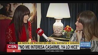 C5N - Espectáculos: Lucila Polak en Argentina con C5N