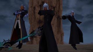 Kingdom Hearts III - Ansem, Xemnas, & Young Xehanort No Damage (Level 1 Critical Mode)