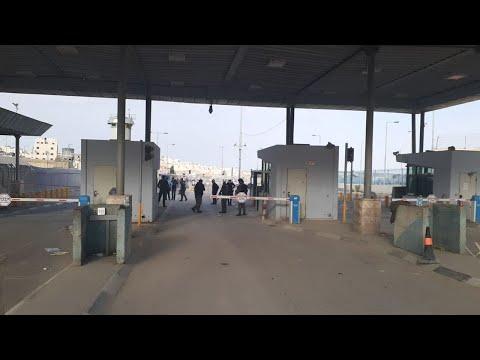 סמוך למחסום קלנדיה