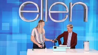 Ellen's New Millennial Challenge After Rotary Phone Fail