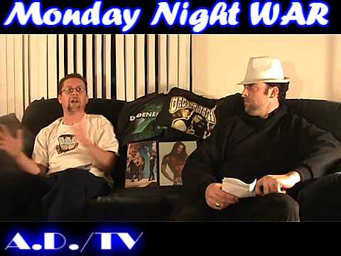 WWE/TNA   RAW/IMPACT Review 1/4/10 Part 2 A.D./TV