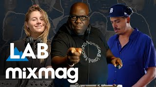 Carl Cox, Charlotte de Witte, Fatboy Slim, Nastia, Jamie Jones & more B2B - Live @ THE LAB 10 YEARS 2021