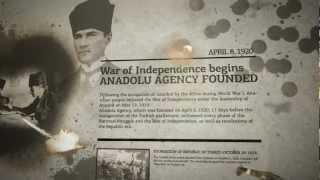 Anadolu Ajansı - Anadolu Agency New Promotional Film
