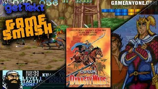 Dynasty Wars Arcade: gameSmash Retro Arcade Gameplay