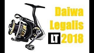 Daiwa legalis lt безынерционная катушка