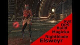 ESO Magicka Templar Healer Pve Build (Murkmire) - Самые