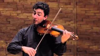 Sergey Khachatryan and Lusine Khachatryan play Brahms - Hungarian Dance no. 7 Allegretto