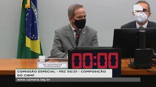 Eleição do Presidente e dos Vice-Presidentes - 09/06/2021 12:00