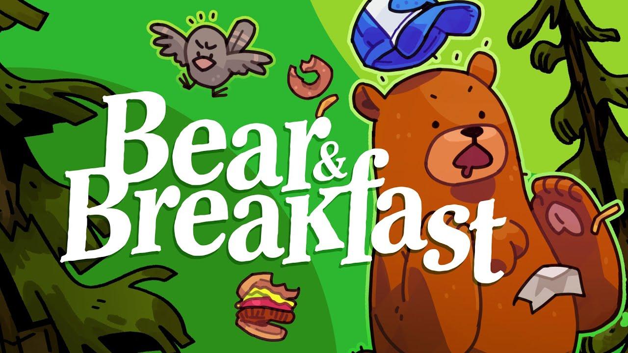 Bear and Breakfast trailer