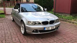 BMW 320 CD Facelift 2.0 110kW 2005