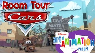 Cars Family Suite At Disneys Art Of Animation Resort Room Tour And Review
