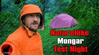 Exactly What I Expected - NatureHike Mongar 2 Test Night