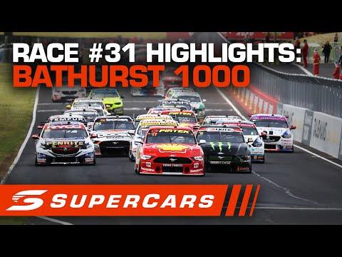 バサースト1000 決勝レースハイライト動画 SuperCars