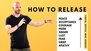 How To Release Emotions (Anger, Fear, Resentment, Stress, Anxiety...)