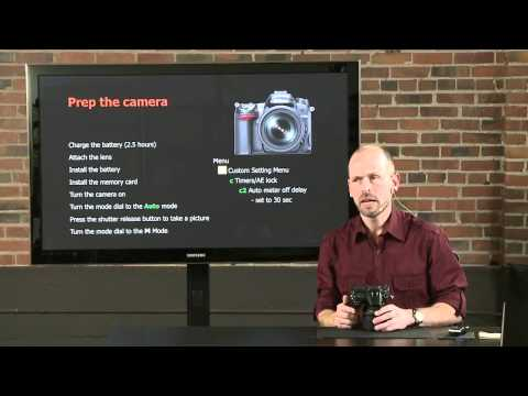 Nikon D7000 - DSLR Fast Start: Introduction
