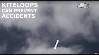 KITEBOARDING -- About lift ACCIDENTS --KITELOOP a SAFETY  PROBLEM  -- HD  Vlad Postelnicu