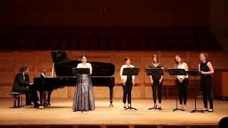 Ständchen D. 920/921 Schubert. Serena Pérez, mezzosoprano