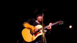 Josh Krajcik ~ The Remedy ~ The Coach House ~ 07/11/13