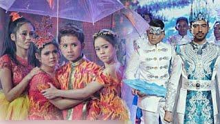 Drama Musikal Cinta Luar Biasa, Kerajaan Api Vs Kerajaan ES