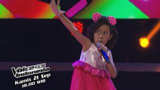 NEXT! Blind Auditions Eps. 3   The Voice Kids Indonesia Season 2 GlobalTV 2017