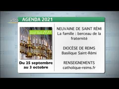 Agenda du 17 septembre 2021