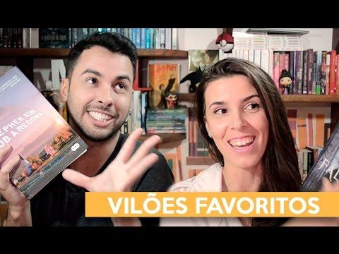 VILÕES FAVORITOS | Admirável Leitor
