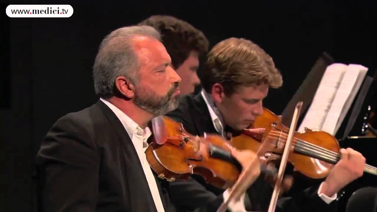 Verbier Festival – Matsuev, Sitkovetsky, Troussov, Bashmet & Maisky