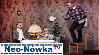 """Neo-Nówka - WIGILIA W POLSCE (Bez cenzury) """"Kazik sam w domu"""" HD"""