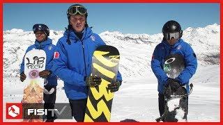 A Lezione di Snowboard | FISI Official