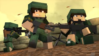 Minecraft: ESCADONA DE GUERRA ‹ AM3NIC ›