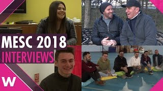 Malta ESC 2018: Richard & Joe Micallef, Miriana Conte, Aidan and Avenue Sky (INTERVIEWS)