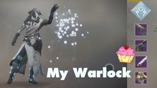 CammyCake's Warlock Build | with Generic Gameplay :D