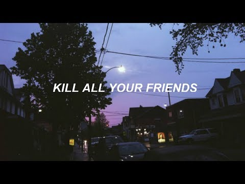 Kill All Your Friends - My Chemical Romance