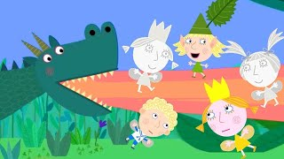 Ben and Holly's Little Kingdom | A Dragon in the Fairy Castle | 1Hour | Kids Videos