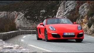 Porsche Boxster S - Chris Harris On Cars