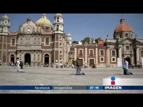 La historia del diseño de la Basílica de Guadalupe