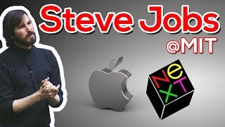 Steve Jobs President & CEO, NeXT Computer Corp And Apple. MIT Sloan Distinguished Speaker Series