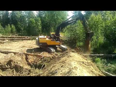 Незаконные работы в санитарно-защитной зоне сибиреязвенного скотомогильника
