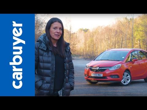 Vauxhall Zafira Tourer 2017 review (Opel Zafira Tourer) – Carbuyer