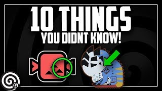 😲 10 Things you didnt know! - MHW Tips & Secrets 😲