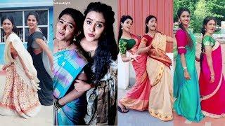 Zee Tamil Yaradi Nee Mohini Serial Vennila Swetha Latest TikTok Tamil Dubsmash | Chaitra Reddy