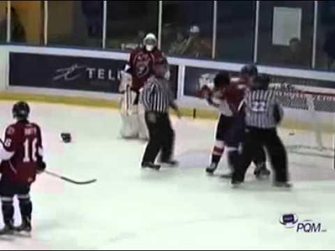 Jimmy Oligny vs Julien Lepage