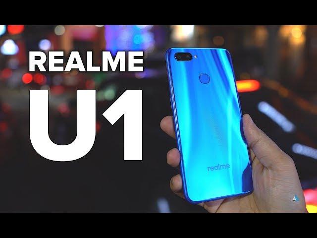 Oppo Realme U1 características y especificaciones, analisis