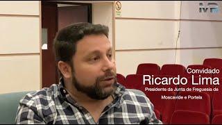 Frente a Frente #1 – Ricardo Lima, Presidente da Junta de Freguesia de Moscavide e Portela