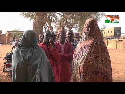Νίγηρας: Προεδρικές και βουλευτικές εκλογές με την ελπίδα για ειρηνική μετάβαση εξουσίας…