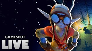 Outer Wilds comes to PS4 | GameSpot Live