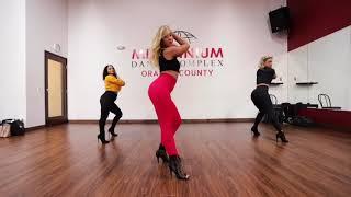 """Ecstasy""   Dreezy Feat. Jeremih | David Slaney Heels Choreography"