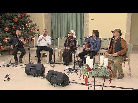 Adventi koncertek a Városházán 2018 - Petrás Mária és zenésztársai - video preview image