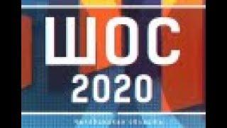 Телепрограмма «ШОС-2020». 9 июня 2018 года