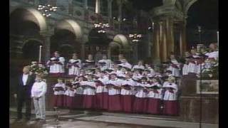 Good King Wenceslas - Aled Jones, Benjamin Luxon, Westminster Cathedral Choir
